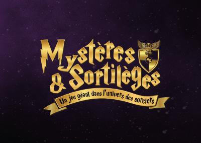Mystères & Sortilèges : L'énigme du Wizard Express