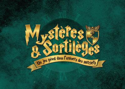 Mystères & Sortilèges : La prophétie de l'émeraude